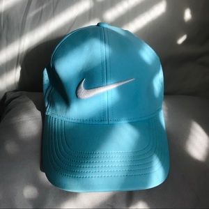 Unisex Light Blue Nike Hat 🧢